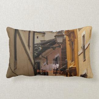Rome, Italy cushion