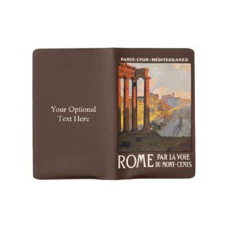 Rome Italy custom notebook