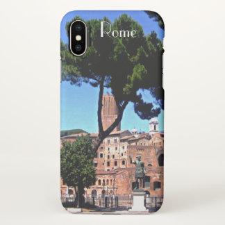 Rome Italy iPhone X Case