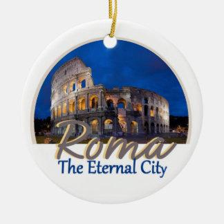 ROME Italy Ornament