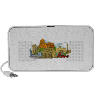 Rome - Italy.png Notebook Speaker