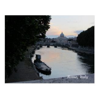 Rome, Italy Postcard