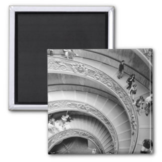 Rome Italy, Vatican Staircase 2 Magnet