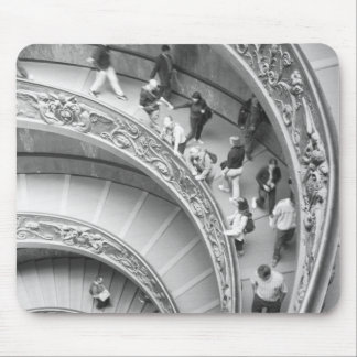 Rome Italy, Vatican Staircase 3 Mouse Mat
