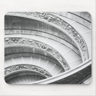 Rome Italy, Vatican Staircase Mouse Mat