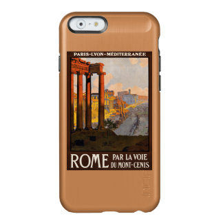 Rome Italy vintage travel cases Incipio Feather® Shine iPhone 6 Case
