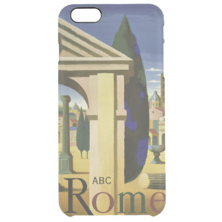 Rome Italy vintage travel custom cases