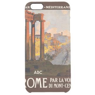 Rome Italy vintage travel custom cases