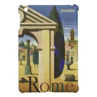 Rome Italy vintage travel custom cases iPad Mini Covers