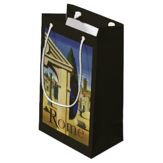 Rome Italy Vintage Travel gift bags