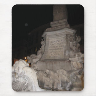 Rome Monument Mouse Pad