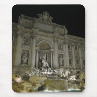 Rome Monument Statues Mouse Pads