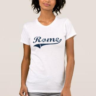 Rome New York Classic Design T-Shirt