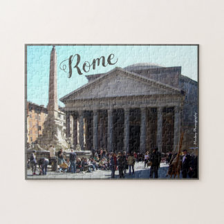 Rome (Pantheon) Jigsaw Puzzle