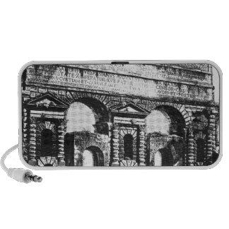 Rome. Porta Maggiore. Giovanni Battista Piranesi Speaker System