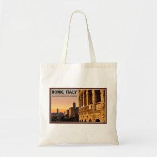 Rome - Roman Forum Sunset Tote Bags