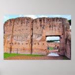 Rome ruins print
