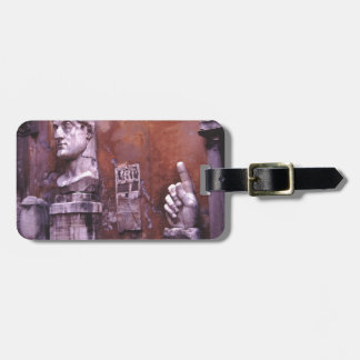 Rome Sculpted Body Parts Luggage Tag
