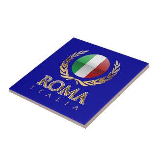 Rome Small Square Tile
