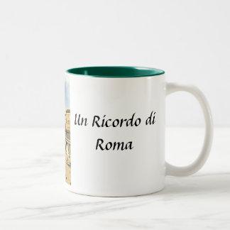 Rome Souvenir Mug