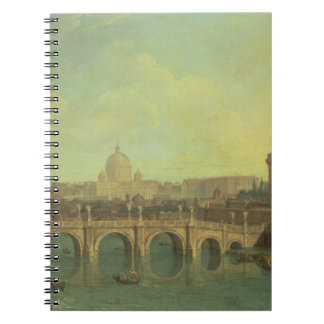 Rome Spiral Notebook