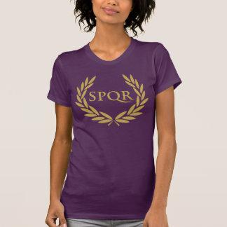 Rome SPQR Roman Senate Seal T-Shirt