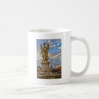 Rome Statue Basic White Mug
