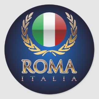 Rome Stickers