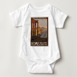 Rome through the Mont-Cenis Baby Bodysuit