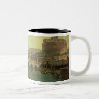Rome Two-Tone Coffee Mug