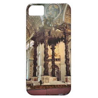 Rome, Vatican, Canopy over the High Altar iPhone 5 Covers