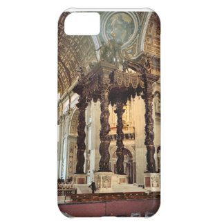Rome, Vatican, Canopy over the High Altar iPhone 5C Case