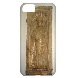 Rome, Vatican, Carving of a saint in the caracombs iPhone 5C Case