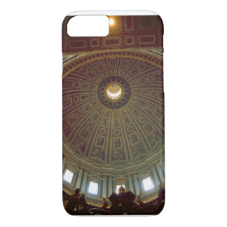 Rome, Vatican, Dome of St Peter's Basilica iPhone 8/7 Case