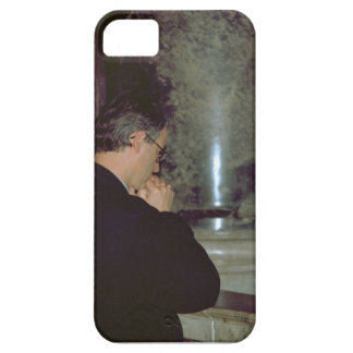 Rome, Vatican, Prayer in a side chapel iPhone 5 Cover