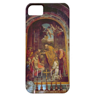 Rome, Vatican, Side Chapel, St Peter's Basilica iPhone 5 Case