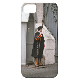 Rome, Vatican, Swiss Guard Barely There iPhone 5 Case