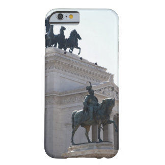 Rome. Vittorio Emanuele monument Barely There iPhone 6 Case