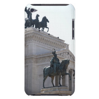 Rome. Vittorio Emanuele monument Barely There iPod Covers