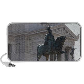 Rome. Vittorio Emanuele monument Mp3 Speakers