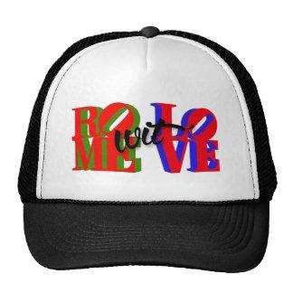 Rome wit' Love Apparel Cap