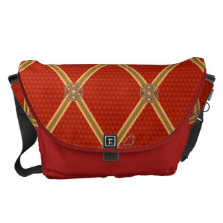 Romeo and Juliet Courier Bag