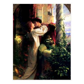 Romeo and Juliet Postcard