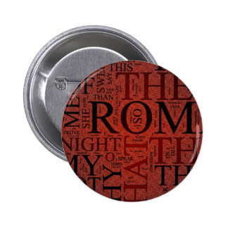 Romeo and Juliet (Red) Button