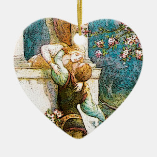 ROMEO AND JULIET VINTAGE.jpg Christmas Ornament