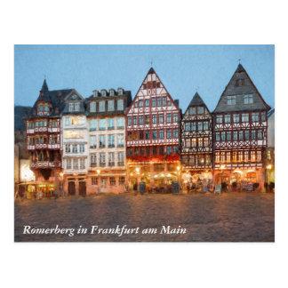 Romerberg Postcard