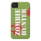 Romero Zombie Hunter iPhone 4 4s Case Sleeve