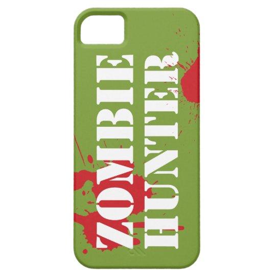 Romero Zombie Hunter iPhone 5  Case Sleeve