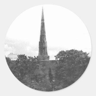 ROMFORD CHURCH STICKERS