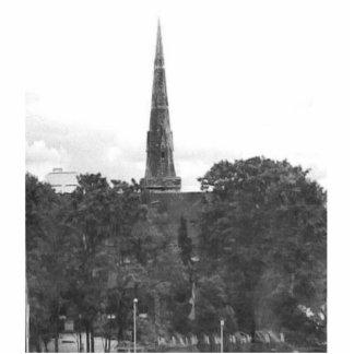 ROMFORD PICTORIAL CHURCH SCULPTURE STANDING PHOTO SCULPTURE